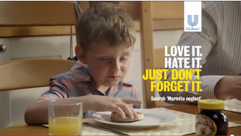 Marmite: İngiliz reklamcılığından dimağlara keskin bir tat